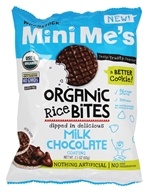 Woodstock Mini Me's - Organic Rice Bites Milk Chocolate - 2.1 oz.