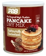 P28 - The Original High Protein Pancake Dry Mix Buttermilk Buckwheat - 16 oz.