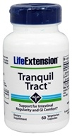 Life Extension - Tranquil Tract - 60 Vegetarian Capsules