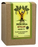 Moringa Revealed - Unblended Moringa Tea - 30 Tea Bags