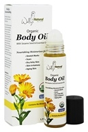 Wally's Natural Products - Organic Body Oil - 1.7 oz.