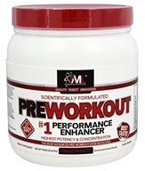 Advanced Molecular Labs - PreWorkout Scientifically Formulated Fruit Punch - 16.89 oz.