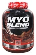Elite Labs USA - MyoBlend Ultra Premium Protein Smooth Chocolate - 4.4 lbs.