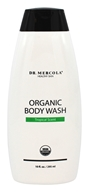 Dr. Mercola Premium Products - Organic Body Wash Tropical Scent - 10 oz.