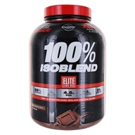 Elite Labs USA - 100% IsoBlend Protein Smooth Chocolate Cream - 4.02 lbs.