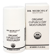 Dr. Mercola Premium Products - Organic Cupuacu Day Moisturizer - 1.7 oz.