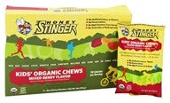 Honey Stinger - Kid's Organic Chews Mixed Berry - 5 Pouches
