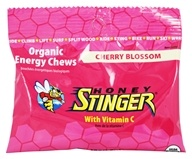 Honey Stinger - Organic Energy Chews with Vitamin C Cherry Blossom - 1.8 oz.