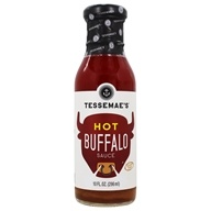 Tessemae's - All Natural Hot Buffalo Sauce - 10 oz.