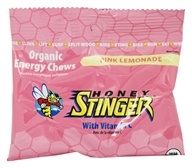 Honey Stinger - Organic Energy Chews with Vitamin C Pink Lemonade - 1.8 oz.