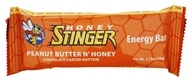 Honey Stinger - Energy Bar Peanut Butter N' Honey - 1.75 oz.
