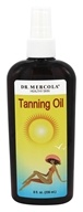 Dr. Mercola Premium Products - Tanning Oil - 8 oz.
