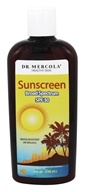 Dr. Mercola Premium Products - Sunscreen Broad Spectrum 30 SPF - 8 oz.