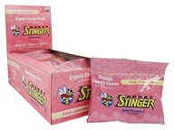 Honey Stinger - Organic Energy Chews with Vitamin C Pink Lemonade - 12 Packet(s)