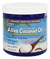 Coconut Secret - Raw Extra Virgin Alive Coconut Oil - 16 oz.