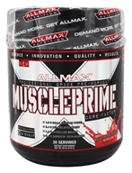AllMax Nutrition - MusclePrime Pre-Workout Fruit Berry Punch - 20 oz.