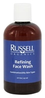 Russell Organics - Refining Face Wash - 8 oz.