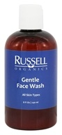 Russell Organics - Gentle Face Wash - 8 oz.