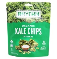 Rhythm Superfoods - Kale Chips Original - 2 oz.