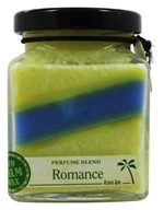 Aloha Bay - Eco Palm Wax Cube Jar Candle Romance - 6 oz.