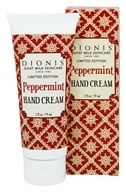 Dionis Goat Milk Skincare - Hand Cream Peppermint - 2 oz. Limited Edition
