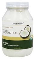Dr. Mercola Premium Products - Organic Extra Virgin Coconut Oil - 32 oz.