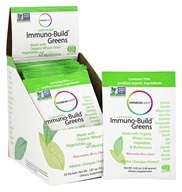 Rainbow Light - Certified Organics Immuno-Build Greens Watermelon Berry Flavor - 20 Packet(s)