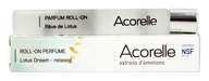 Acorelle - Roll-On Perfume Relaxing Lotus Dream - 0.33 oz.