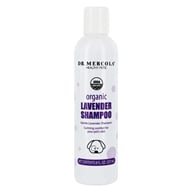 Dr. Mercola Premium Products - Organic Shampoo For Dogs Lavender - 8 oz.