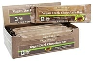 Dr. Mercola Premium Supplements - Vegan Dark Chocolate Bar with Cacao Nibs - 12 Bars