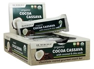 Dr. Mercola Premium Supplements - Organic Cocoa Cassava Bars - 12 Bars