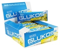 Glukos Energy - Glukos Energy Bar Lemon - 12 Bars