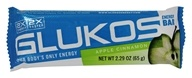 Glukos Energy - Glukos Energy Bar Apple Cinnamon - 2.29 oz.