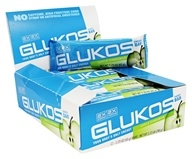 Glukos Energy - Glukos Energy Bar Apple Cinnamon - 12 Bars