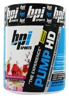BPI Sports - Pump HD Pre-Training Power & Energy Fuel Watermelon Cooler - 8.8 oz.