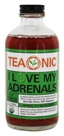 Teaonic - Organic I Love My Adrenals Tea Cinnamon, Ginger & Clove - 8 oz.
