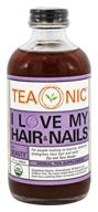 Teaonic - Organic I Love My Hair and Nails Tea - 8 oz.