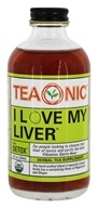 Teaonic - Organic I Love My Liver Tea Peppermint & Ginger - 8 oz.