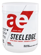 Athletic Edge Nutrition - SteelEdge Fruit Punch - 1.11 lb.