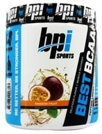 Best BCAA Peptide Linked Branched Chain Aminos Passion Fruit - 10.58 oz.