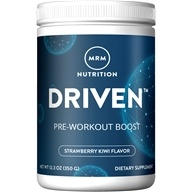 Driven Pre-Workout Boost Powder Strawberry Kiwi - 12.3 oz.
