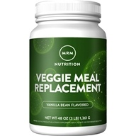MRM - Veggie Meal Replacement Vanilla Bean - 3 lbs.