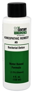 Biotics Research - 21st Century Homeopathics Remedy #9 Bacterial Detox - 4 oz.