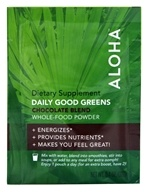Aloha - Daily Good Greens Chocolate Blend - 0.4 oz.