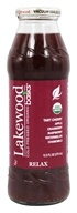 Lakewood - Cold Pressed Organic Juice Basics Relax - 12.5 oz.