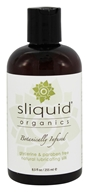 Sliquid - Organics Natural Lubricating Silk - 8.5 oz.