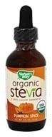 Nature's Way - Organic Stevia Pumpkin Spice - 2 oz.