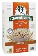 Glutenfreeda - Instant Oatmeal Natural - 8 Packet(s)