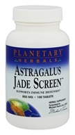 Planetary Herbals - Astragalus Jade Screen 850 mg. - 100 Tablets