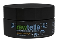 Rawtella - Organic Skin Cream Sweet Orange - 3.38 oz.